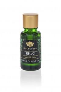 madebyzen esszenciális olaj Relax