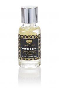 madebyzen parfüm olaj Orange & Spice