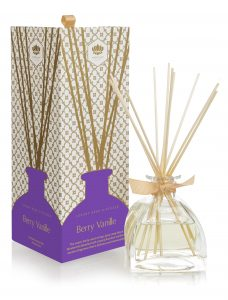 madebyzen reed diffúzor Reed Diffuser Berry Vanille