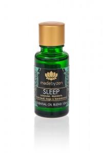 madebyzen esszenciális olaj Sleep
