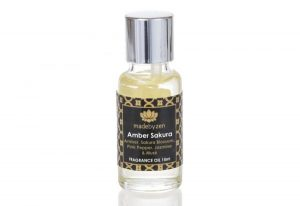 madebyzen parfüm olaj Amber Sakura